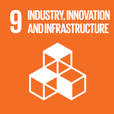 INDUSTRIAL INNOVATION AND INFRASTRUCTURE- GOAL 9