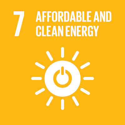 Goal 7 Affordable and clean energy
