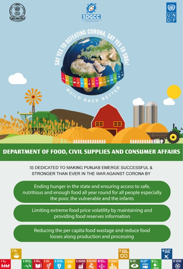 Department of Food Civil And Consumer Supplies