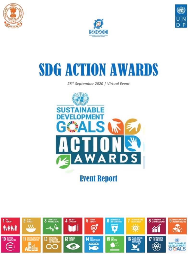 SDG Action Awards Event