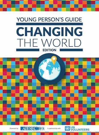 Young Persons Guide Changing the World